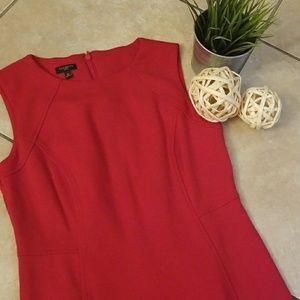 Women's red Talbot dress size-4P